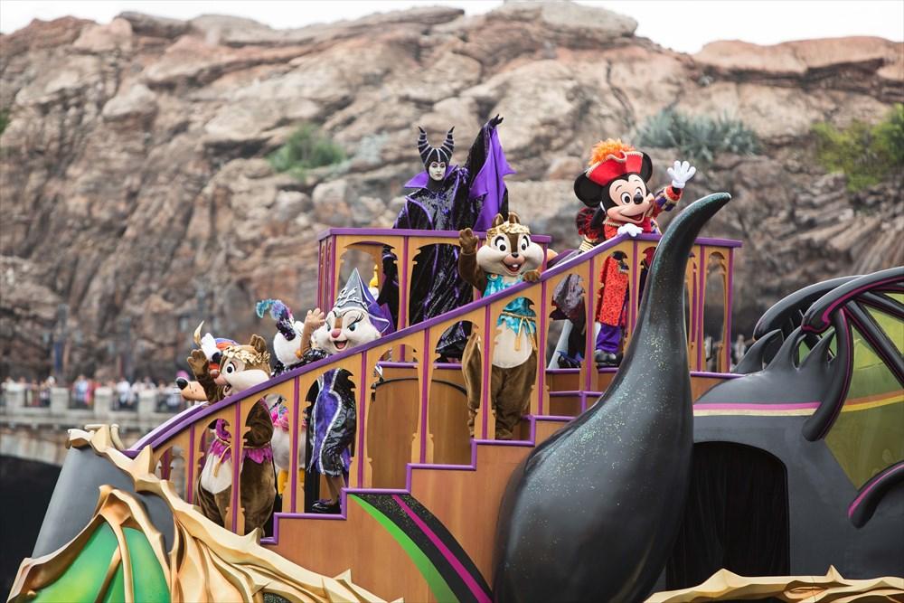 「ディズニー・ハロウィーン」(イメージ) (c)Disney