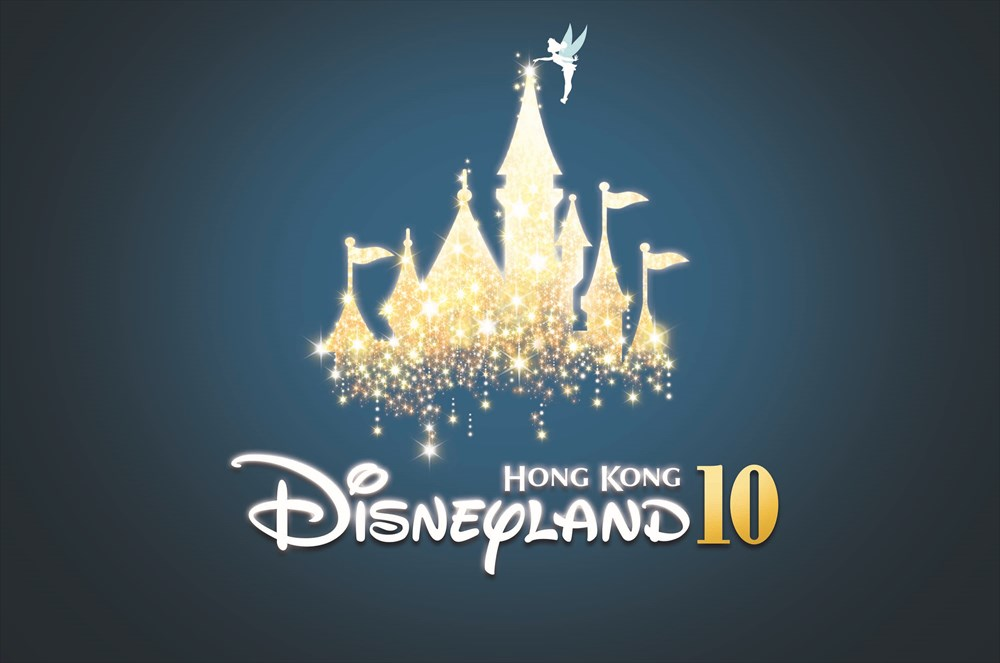 10th Anniversary Logo As to Disney artwork, logos and properties:©Disney