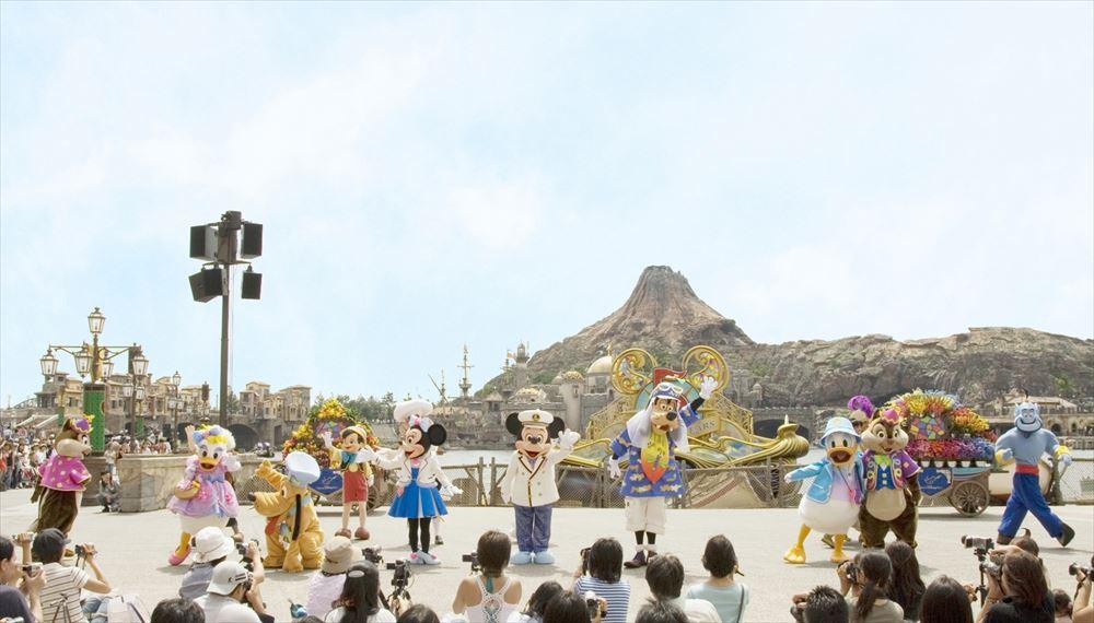 「カムジョイン・ユア・フレンズ」(イメージ) (c)Disney