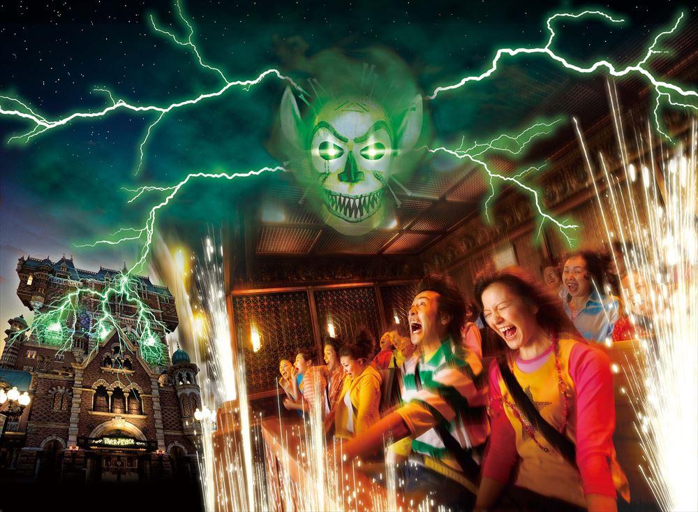 """タワー・オブ・テラー: Level 13""""シャドウ・オブ・シリキ""""(イメージ) (c)Disney"""