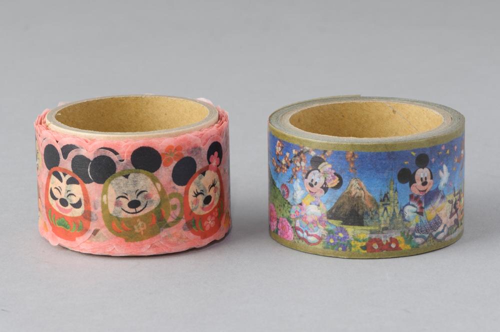 マスキングテープセット 800円 (c)Disney