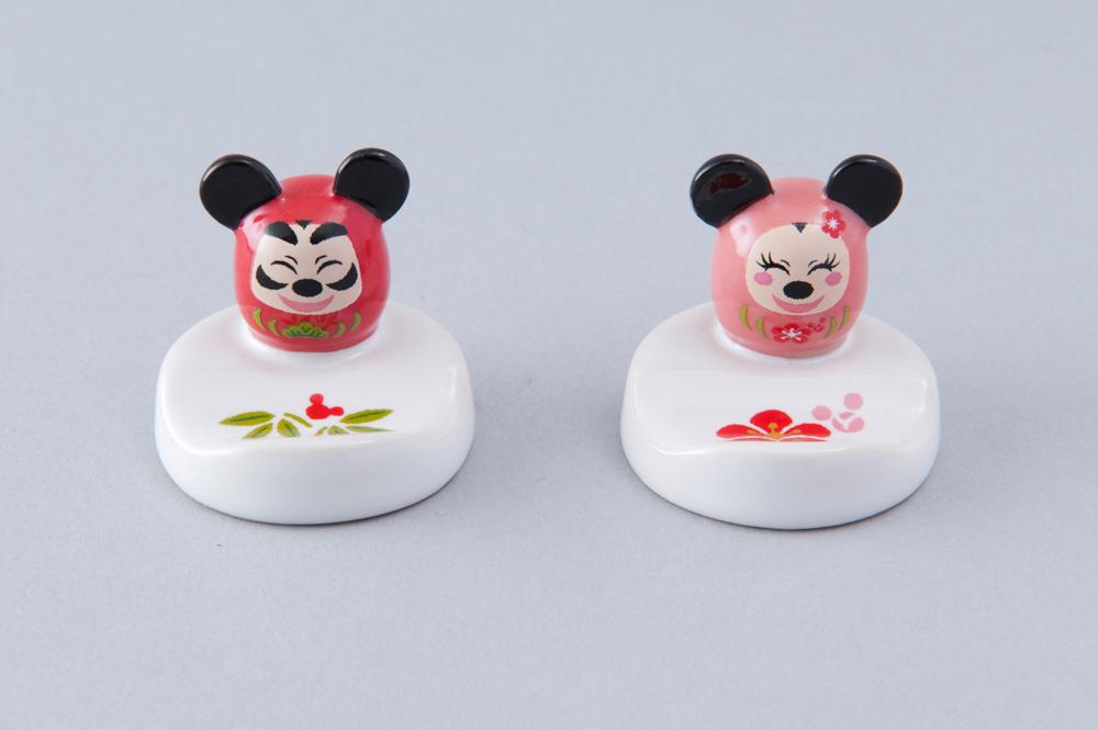 はし置きセット 1500円 (c)Disney