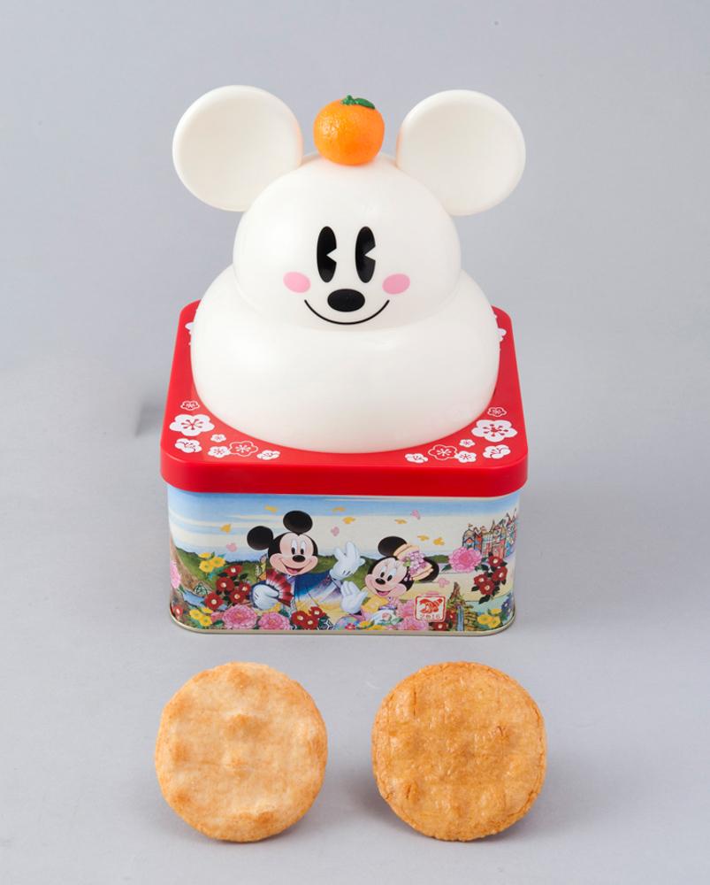 おせんべい 1300円 (c)Disney
