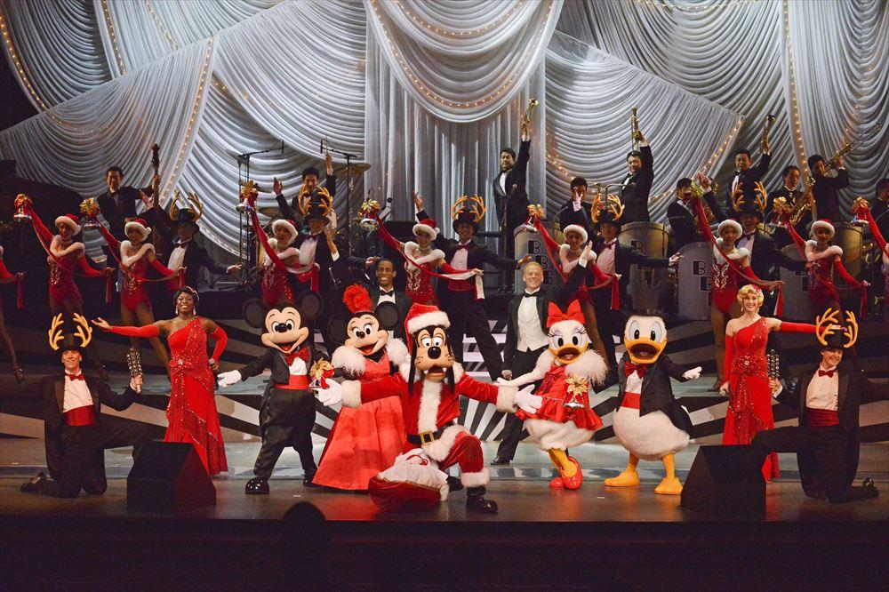 ビッグバンドビート (c)Disney