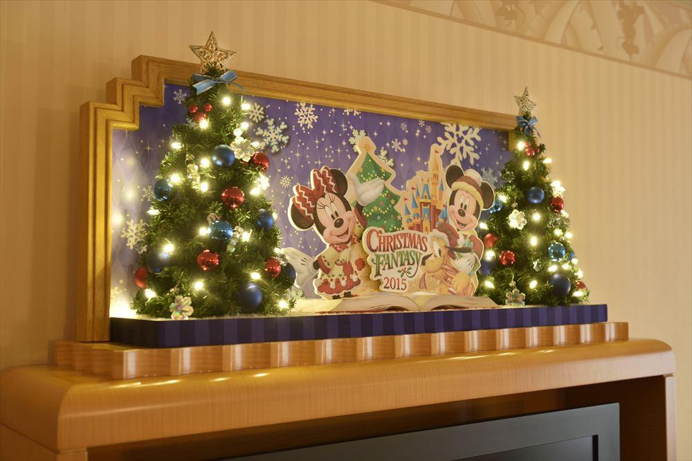 テレビ台のイメージ (c)Disney
