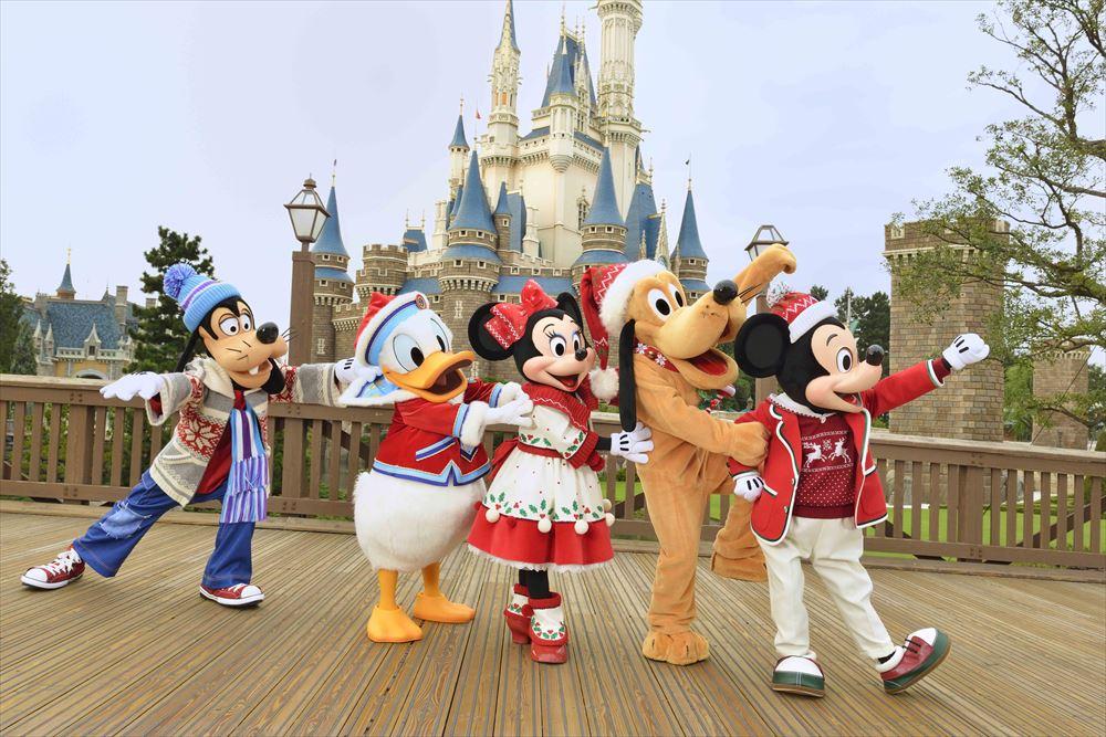 「ディズニー・クリスマス・ストーリーズ」コスチューム (c)Disney