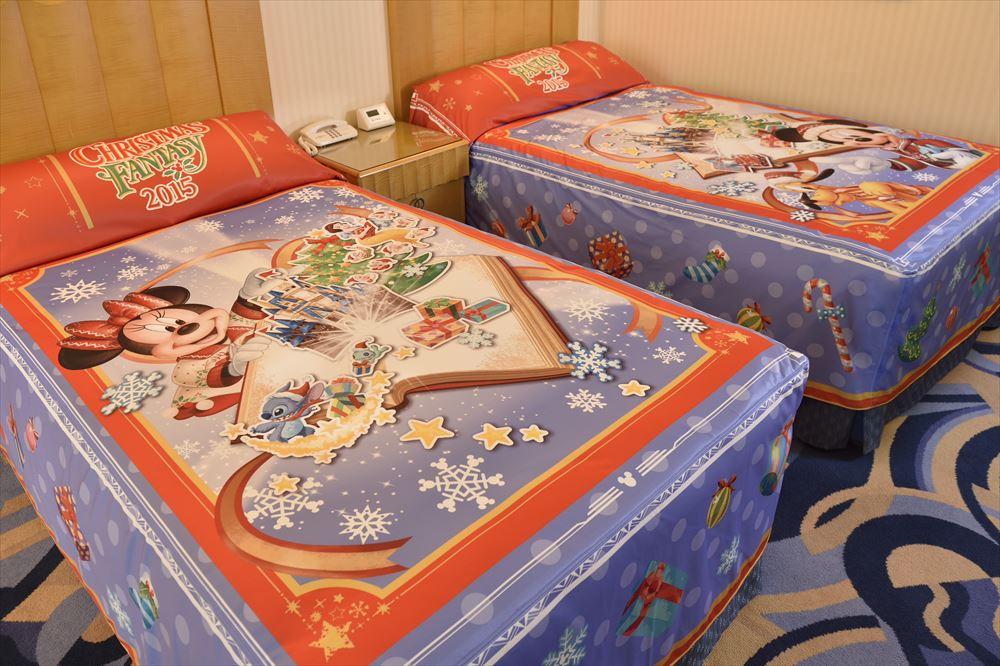 ベッドスプレッドのイメージ (c)Disney