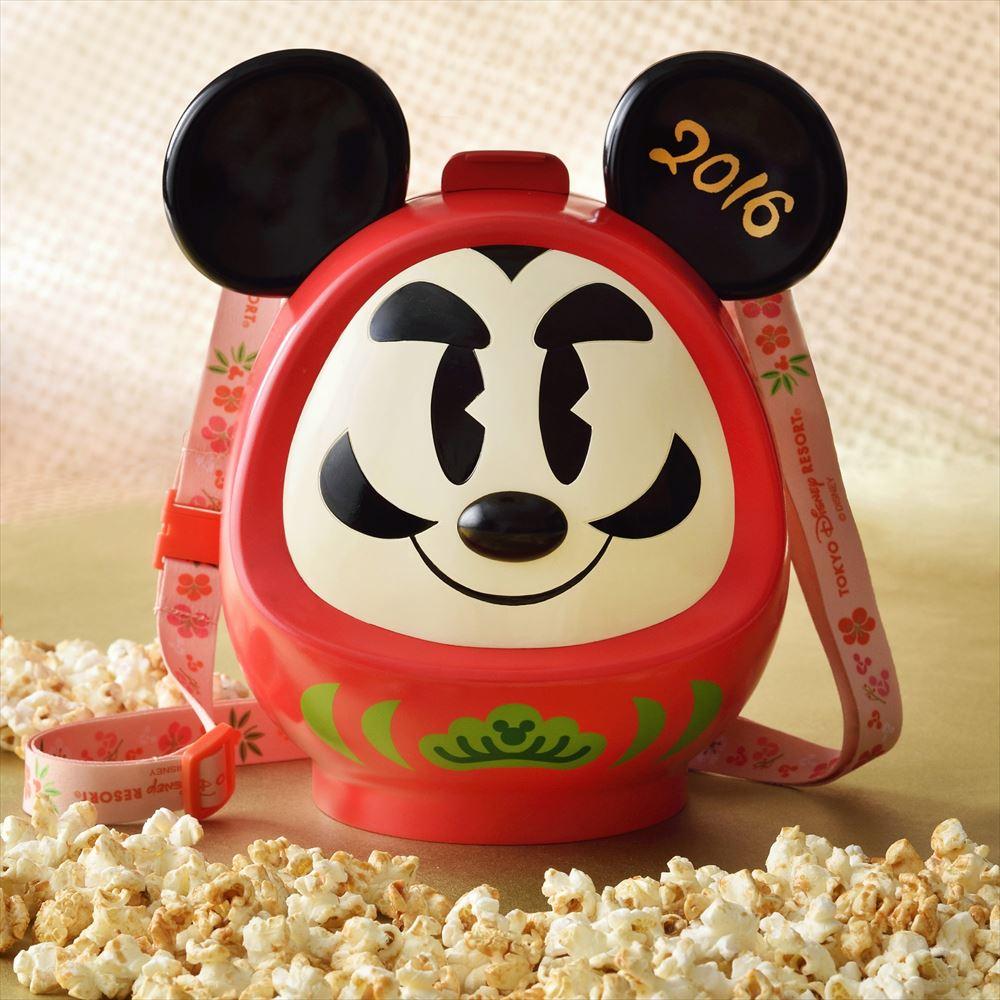 ポップコーン、バケット付き 1800円 (c)Disney