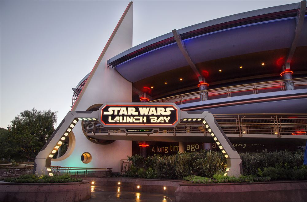 Star Wars Launchbay ©Disney