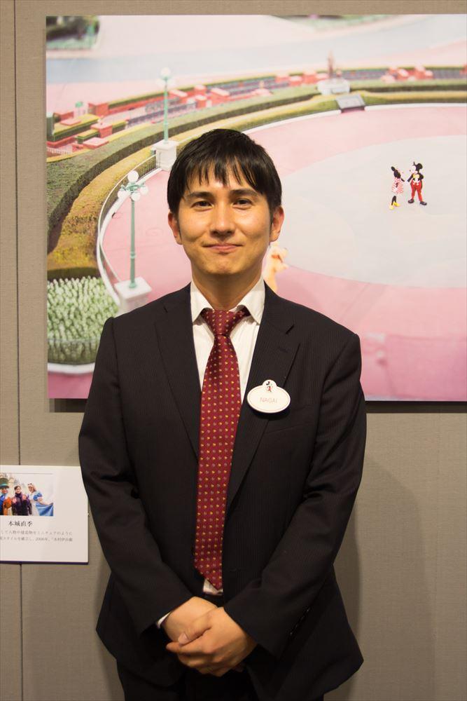 オリエンタルランド スポンサーマーケティングアライアンス部 スポンサー三グループ マネージャー 永井章一氏