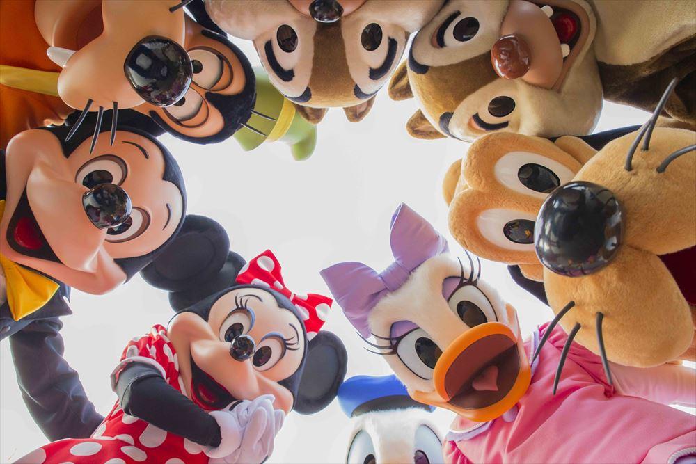 ハービー・山口氏の作品 (c)Disney