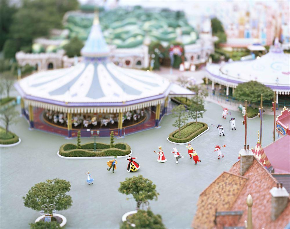 本城直季氏の作品 (c)Disney