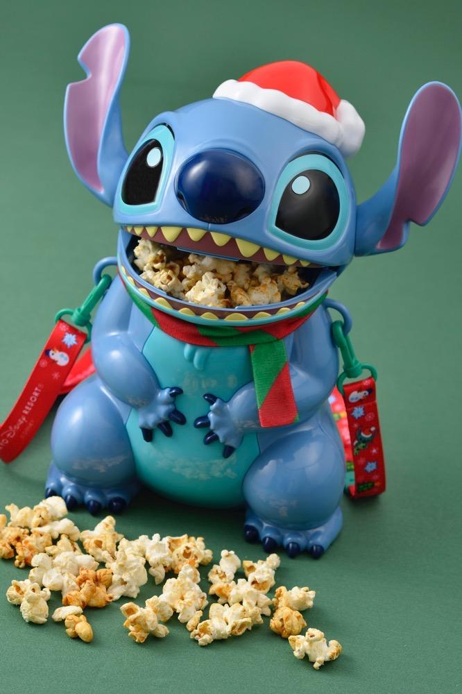 ポップコーン、バケット付き 2100円 (c)Disney
