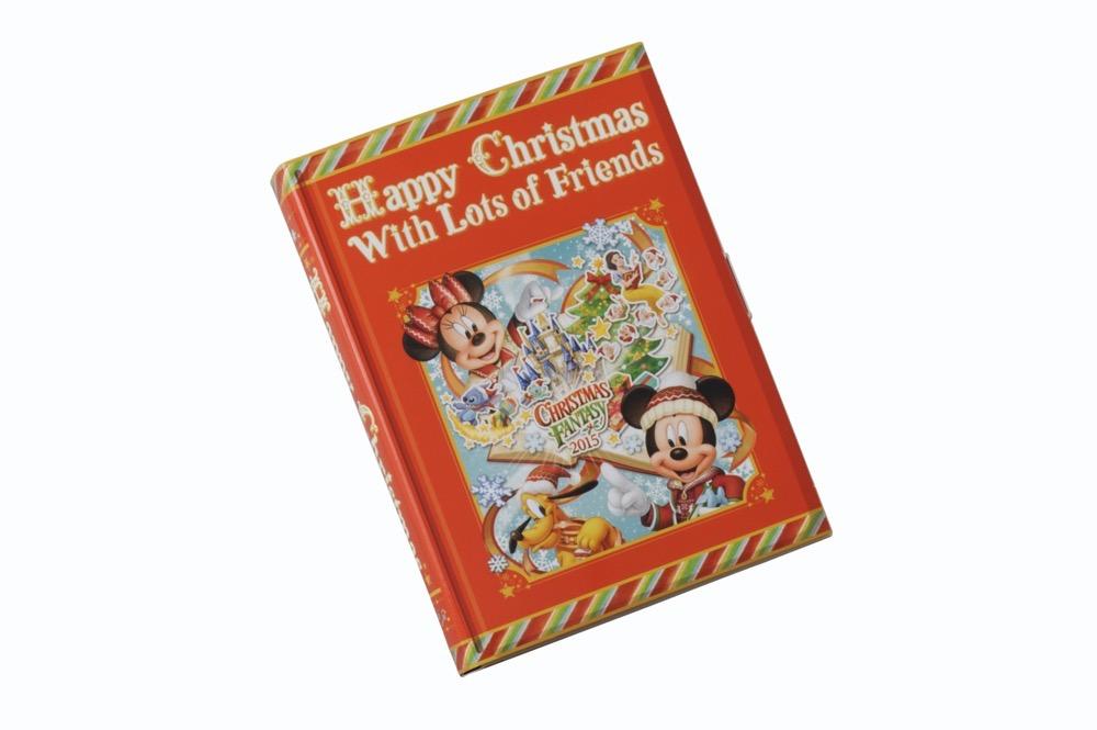 メッセージカード&マスキングテープ 800円 (c)Disney