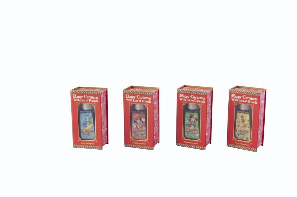 ハンドジェルセット 1700 円 ※ボックス入り (c)Disney