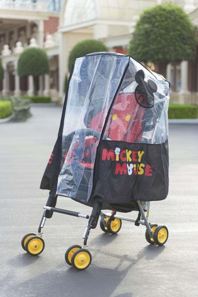 レインカバー(販売品) (c)Disney