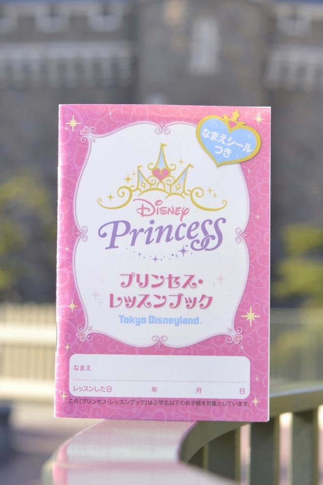 「プリンセス・レッスンブック」 (c)Disney