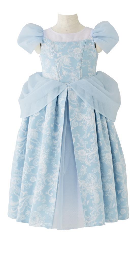 「シンデレラ」のドレス 1万6200円(100~120cm) (c)Disney