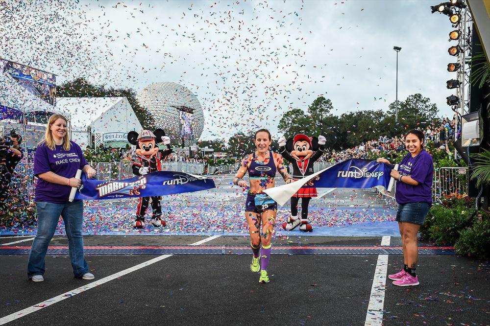 ウォルト・ディズニー・ワールド・マラソン・ウィークエンド(As to Disney artwork, logos and properties:©Disney)