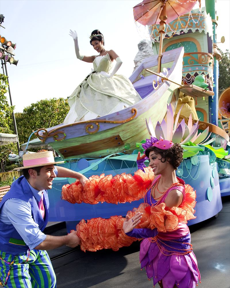 Mickey's Soundsational Parade (c)Disney
