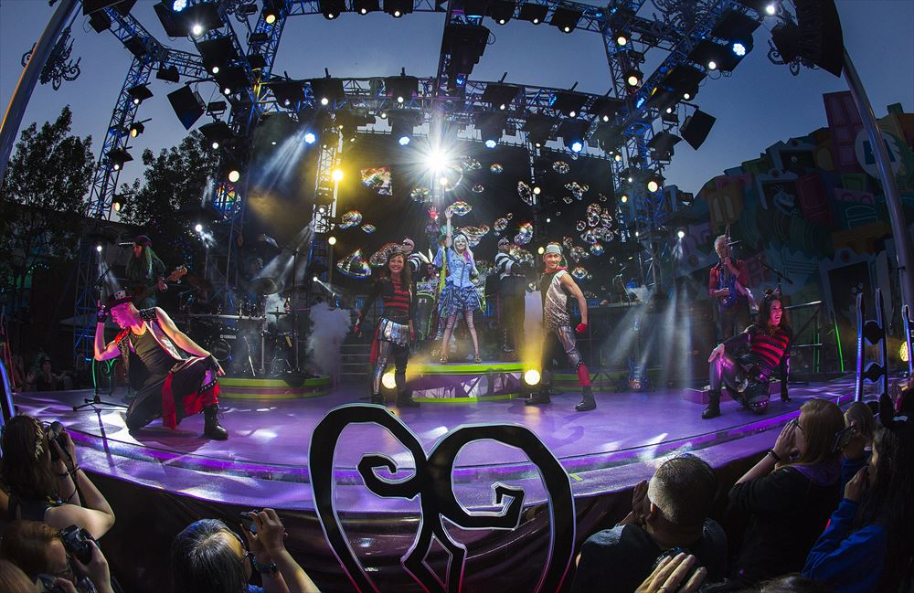 Diamond Mad T Party (c)Disney