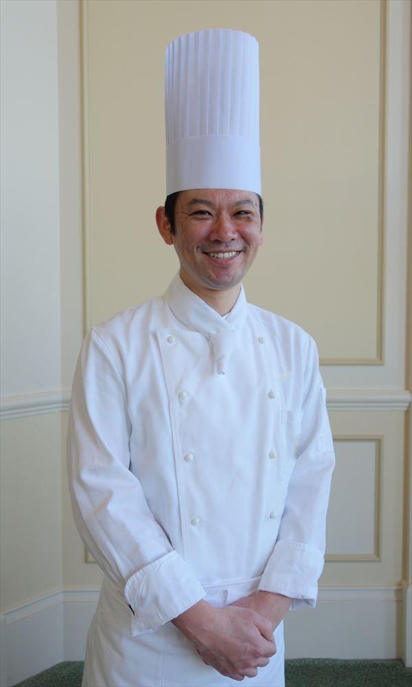 ミリアルリゾートホテルズ 東京ディズニーランドホテル調理部 井上 仁氏 (c)Disney