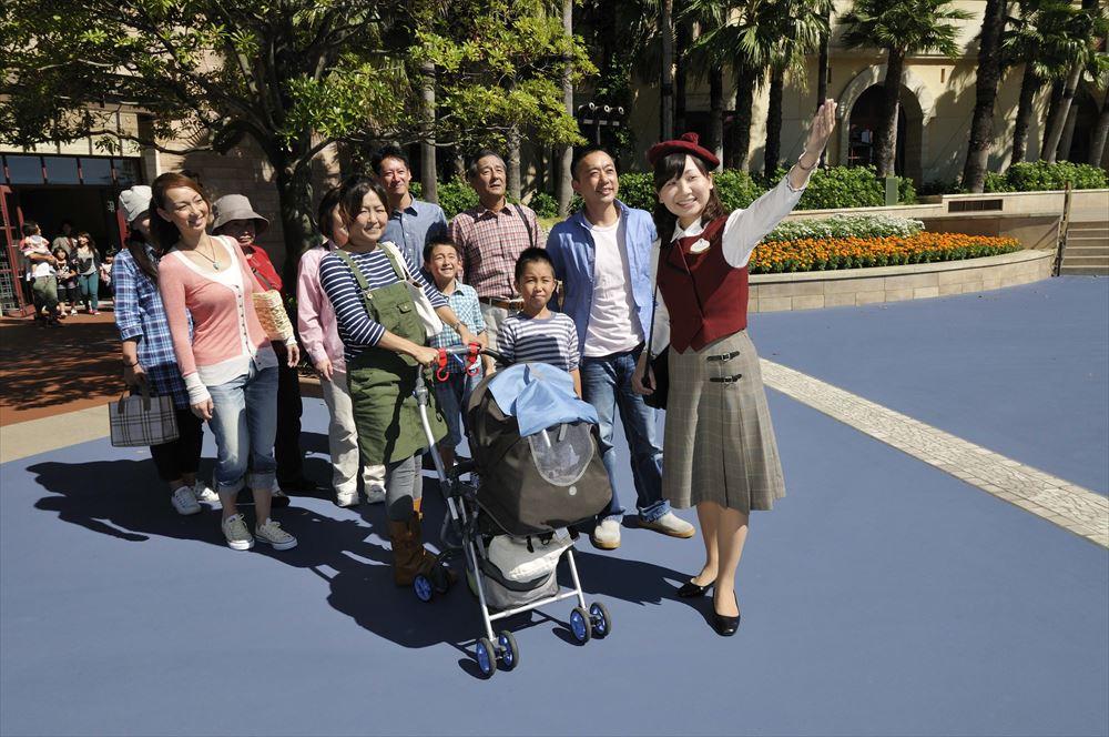 「東京ディズニーシー・ガ イドツアー ようこそ!冒険とイマジネーションの海へ」 (c)Disney