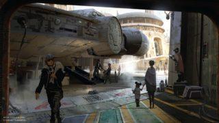 """正式発表 「Star Wars-Themed Lands」オープンは""""2019年"""""""
