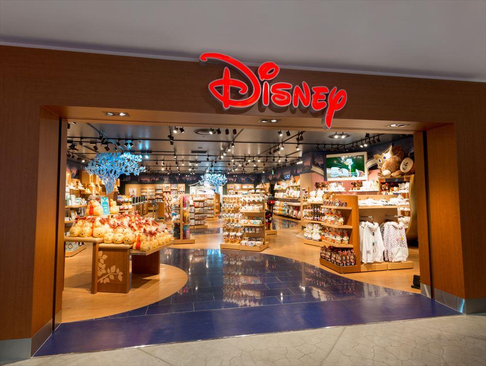 店舗イメージ ©Disney