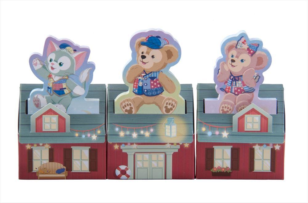 メモセット 1100円 (c)Disney