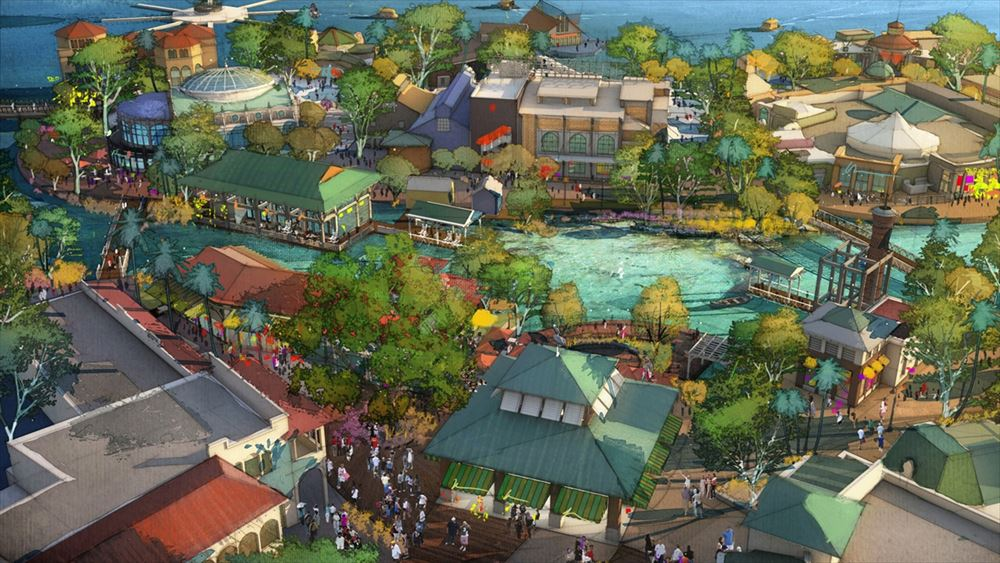 Disney Unveils Vision for Disney Springs (c)Disney