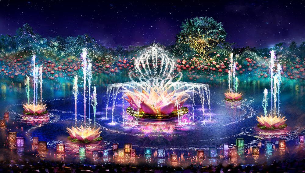 リバーズ・オブ・ライト As to Disney artwork, logos and properties:©Disney