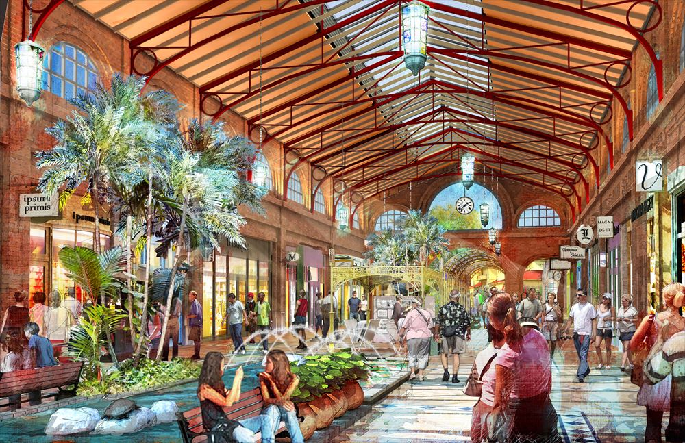 Disney Springs: Town Center (c)Disney
