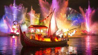 ディズニー・アニマルキングダム新ショー「Rivers of Light」2017年2月17日よりスタート
