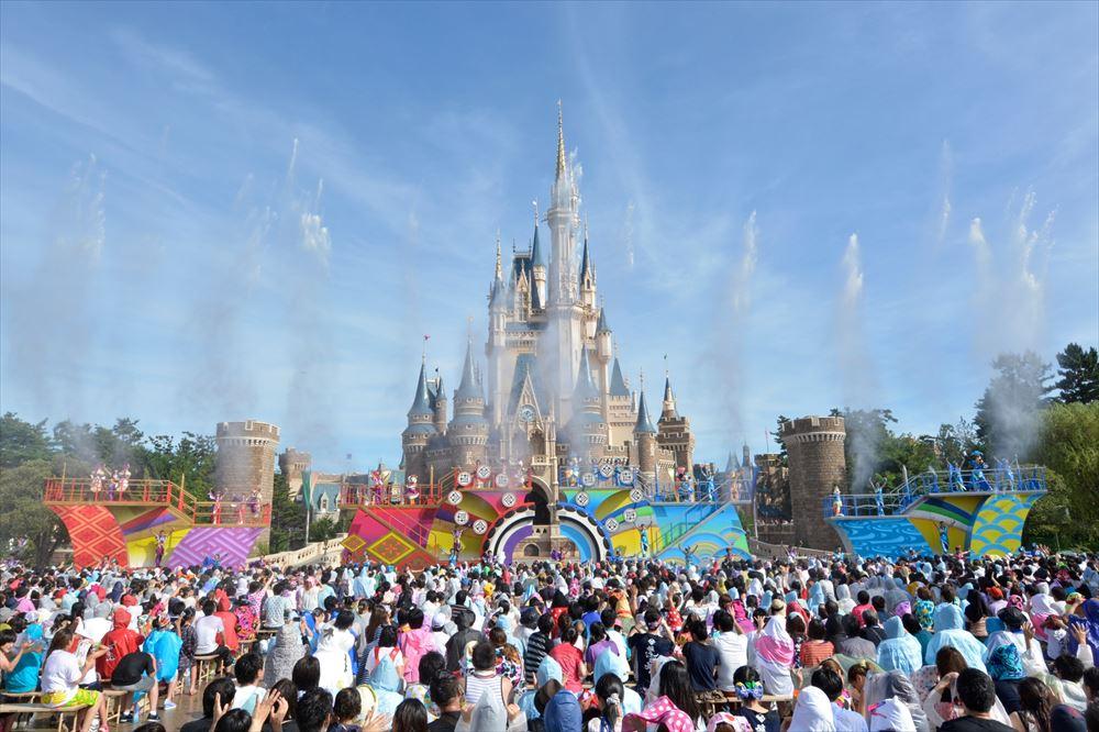 「彩涼華舞」 (イメージ) (c)Disney