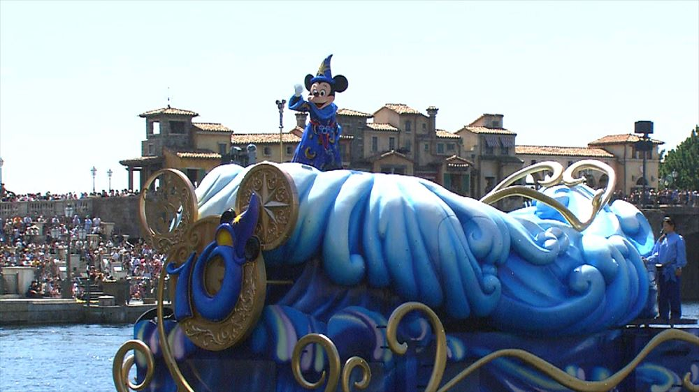 2011年9月4日:東京ディズニーシー 開園10周年 (c)Disney
