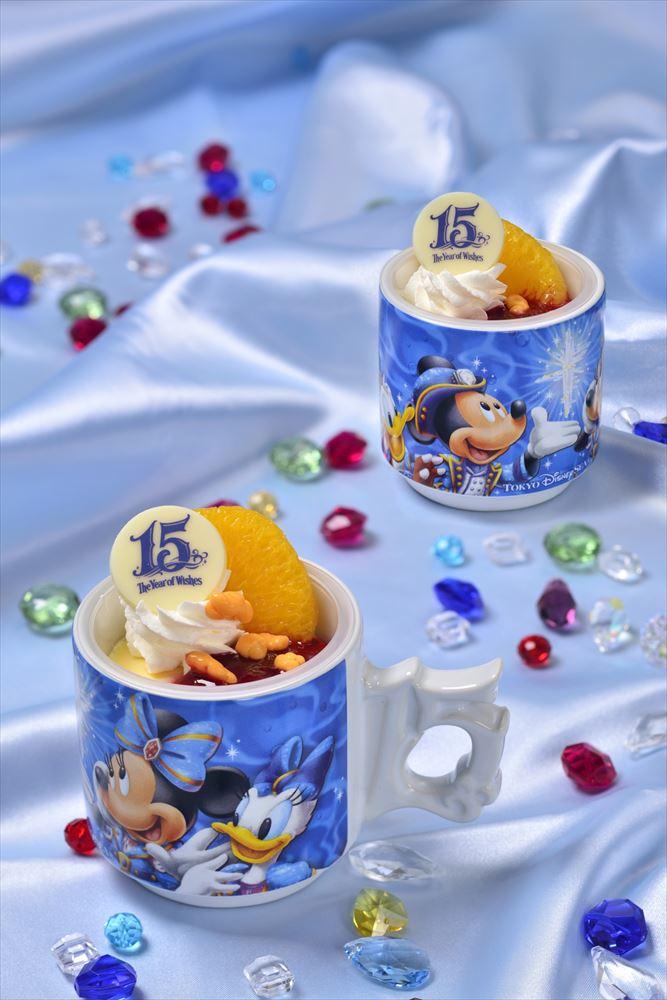クリーミーカスタード スーベニアカップ付き                 1個850円(ニューヨーク・デリ) (c)Disney