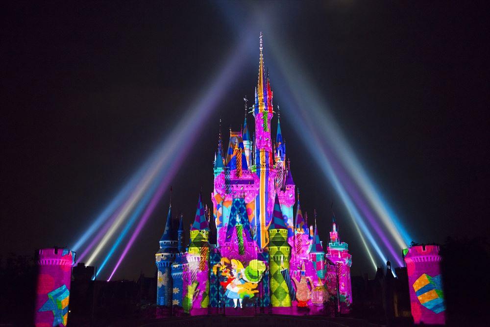 東京ディズニーランド「ワンス・アポン・ア・タイム」 (c)Disney
