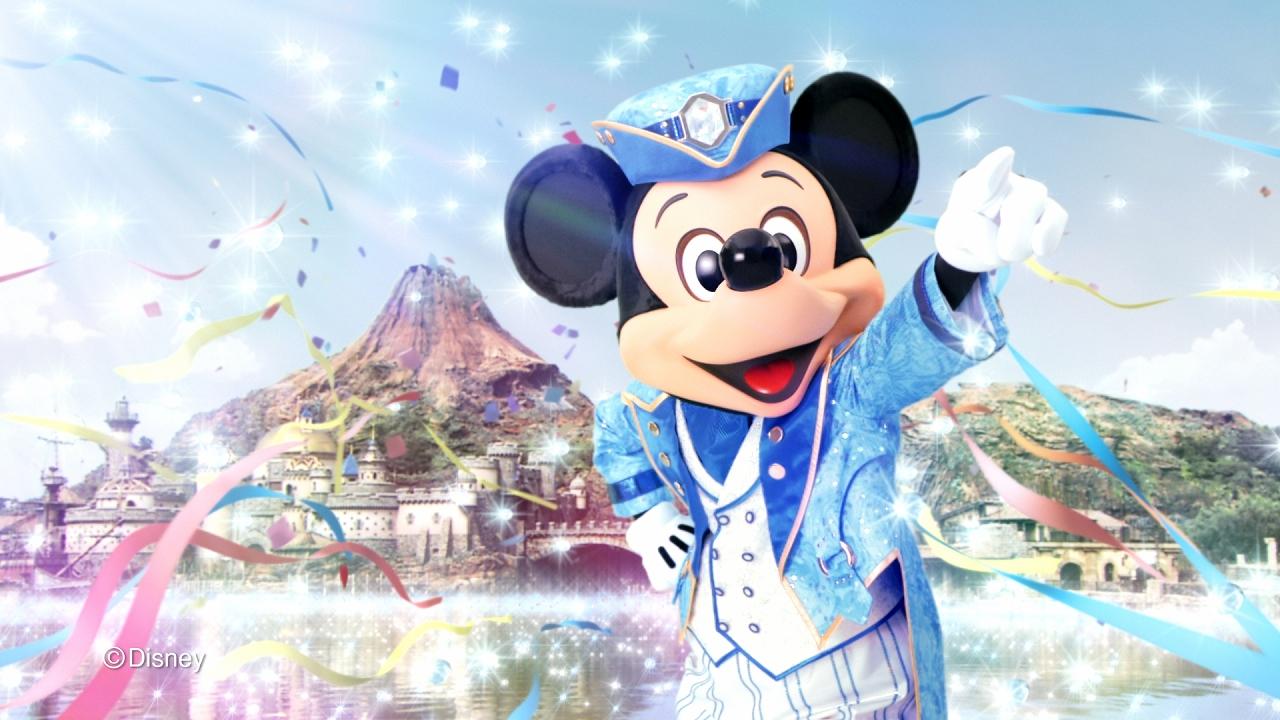 東京ディズニーシー「Wish・わくわくを、もっと!」篇 (c)Disney
