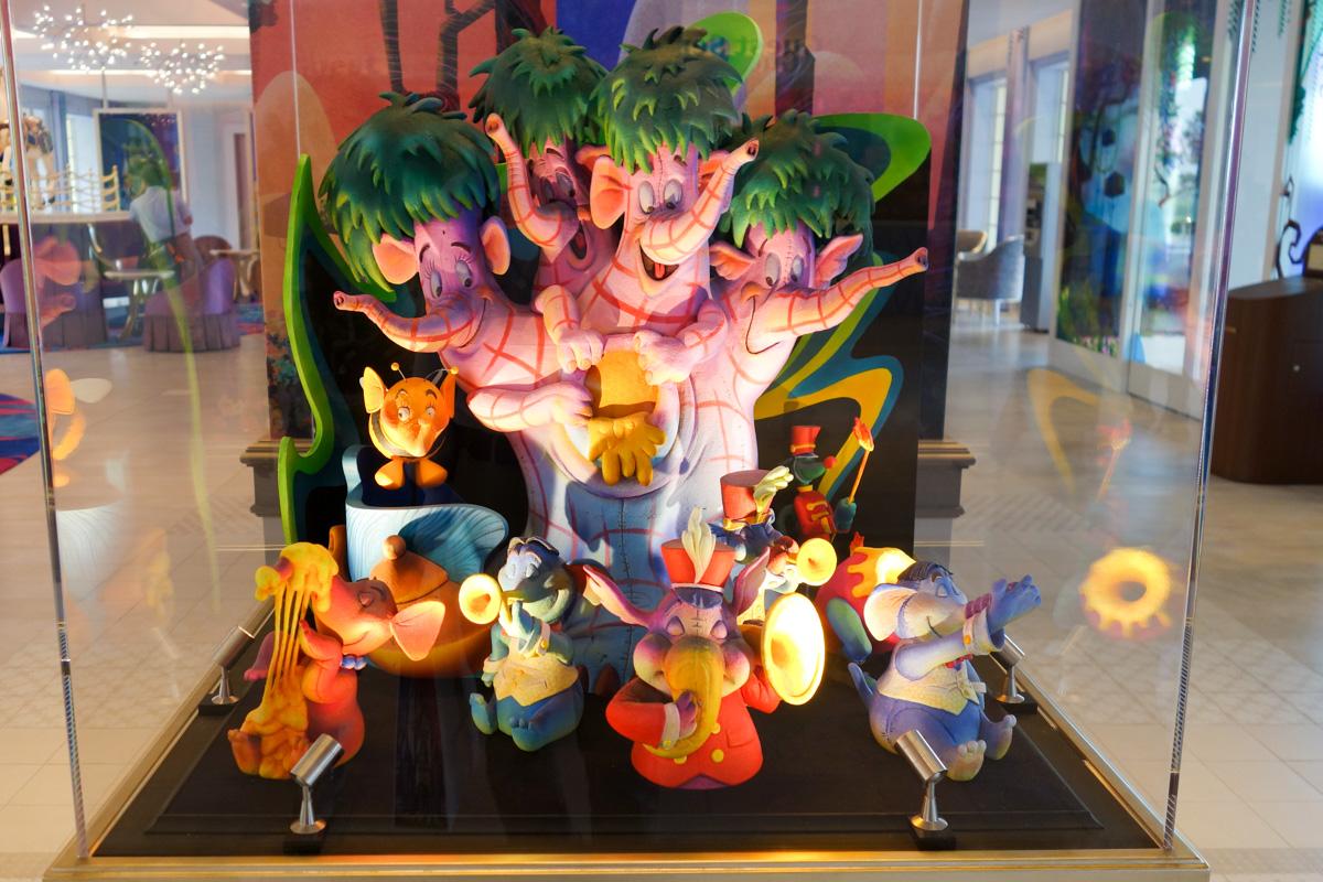 東京ディズニーセレブレーションホテル:ウィッシュ」プレスプレビューの