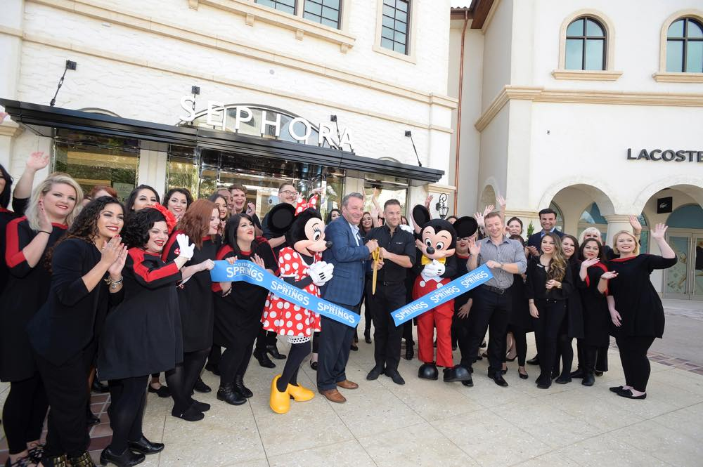 Town Center Opens at Disney Springs (c)Disney