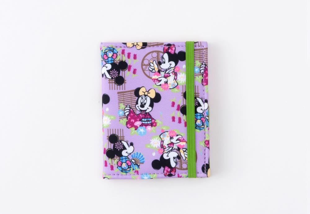 ミラー&あぶらとり紙 1200円 (c)Disney