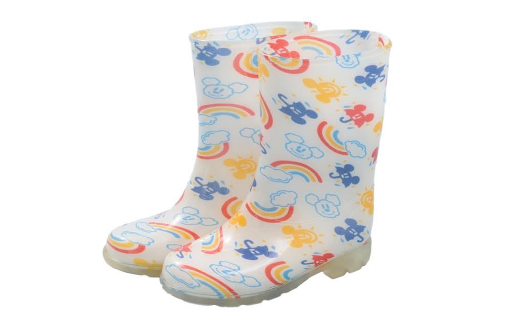 長靴(子ども用) 2900円 (c)Disney