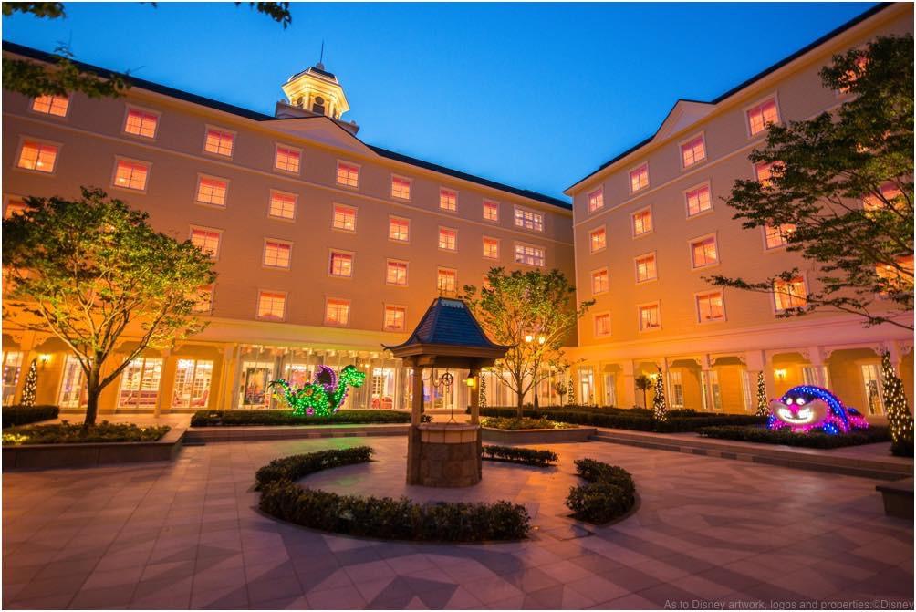 東京ディズニーセレブレーションホテル:ウィッシュ (c)Disney