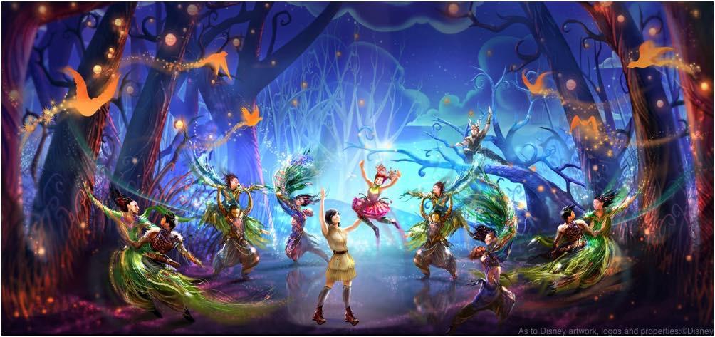 アウト・オブ・シャドウランド(イメージ) (c)Disney