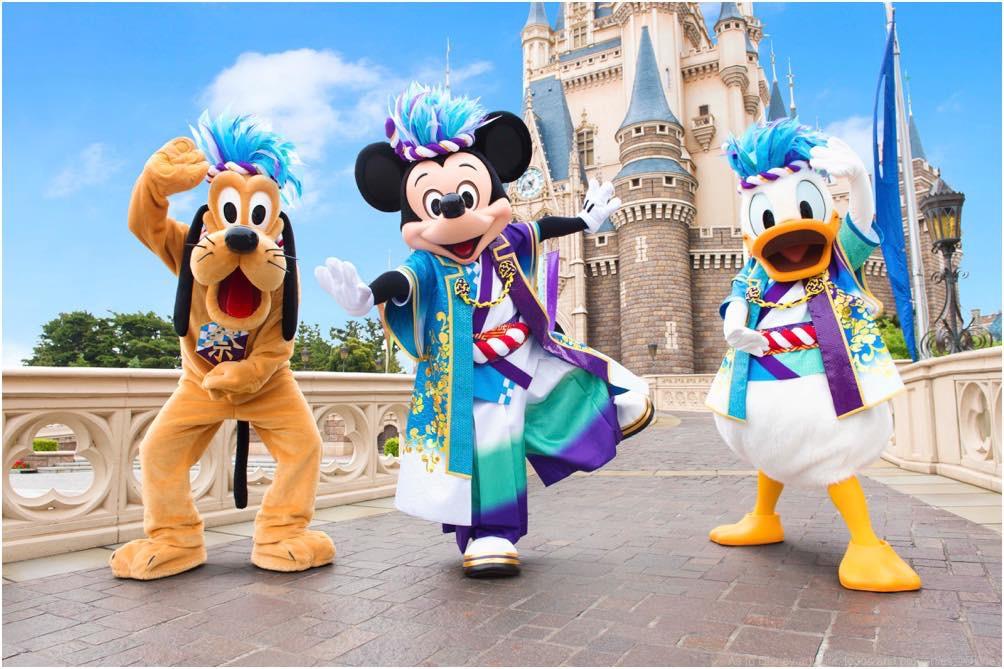 東京ディズニーランド「彩涼華舞」(さいりょうかぶ) (c)Disney