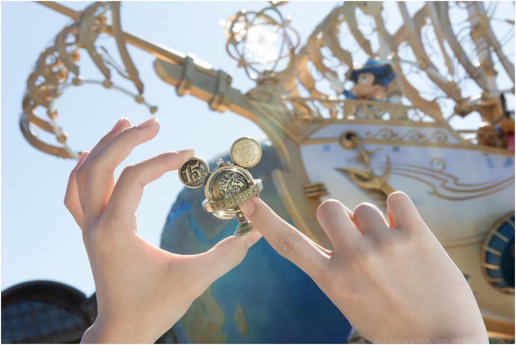 ウィッシュ・オーナメント イメージ (c)Disney