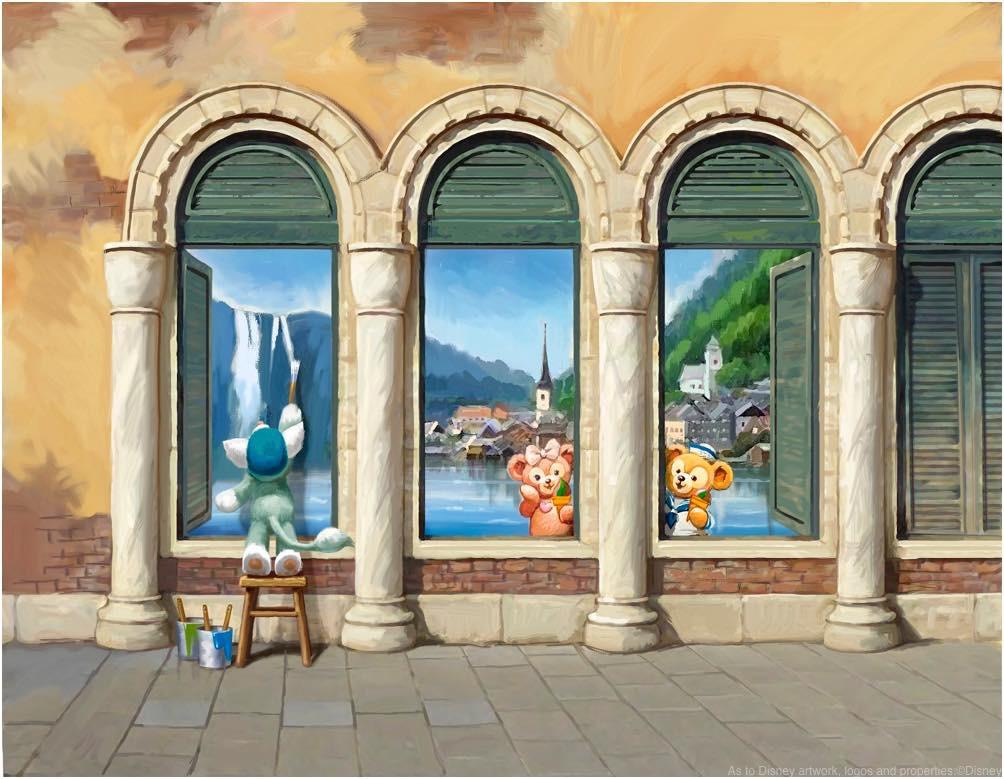 「ジェラトーニのアルテ・イン・ピアッツァ」のイメージ  (c)Disney