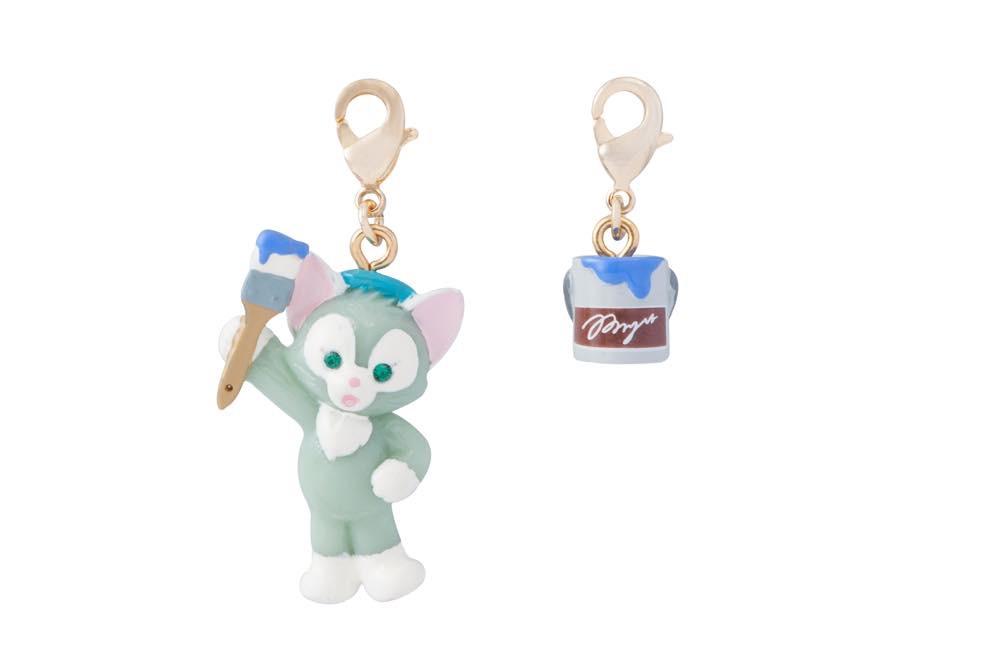 チャームセット 各1200円 (c)Disney