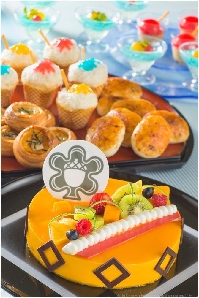 「シャーウッドガーデン・レストラン」ディズニー夏祭りブッフェ(イメージ) ランチ大人3610円 ディナー大人4630円 (c)Disney